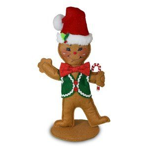 Annalee Retired NWT 7 inch Christmas Gingerbread Man